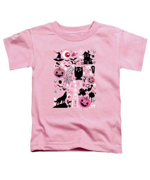 Halloween Night  Toddler T-Shirt