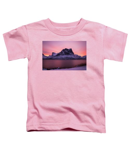 Halo In Pink Toddler T-Shirt