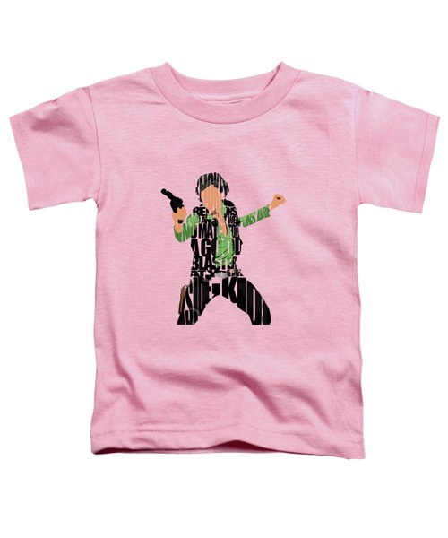 Han Solo From Star Wars Toddler T-Shirt