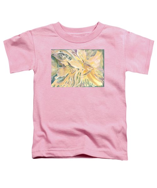 Harmony On Earth Toddler T-Shirt