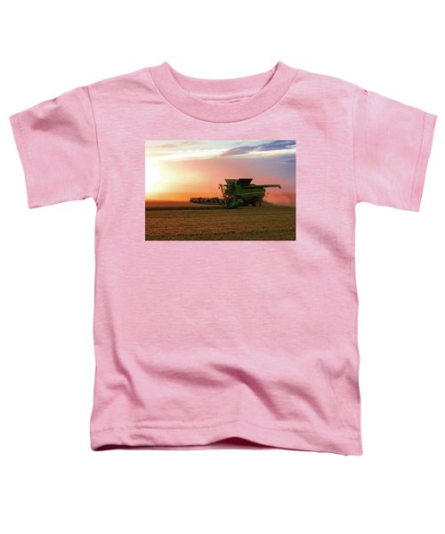 Harvest Colors Toddler T-Shirt