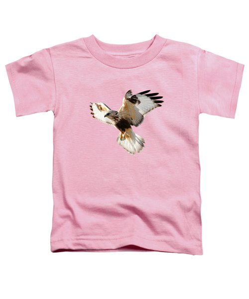 Toddler T-Shirt featuring the photograph Hawk T-shirt by Greg Norrell