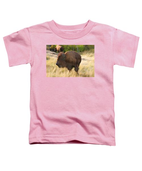 He Just About Got Me Toddler T-Shirt