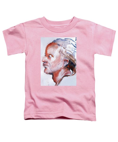 Head Study 5 Toddler T-Shirt