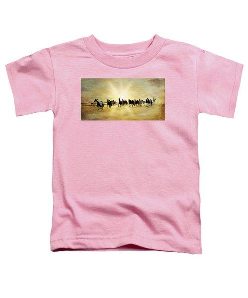 Headed Home Ll Toddler T-Shirt