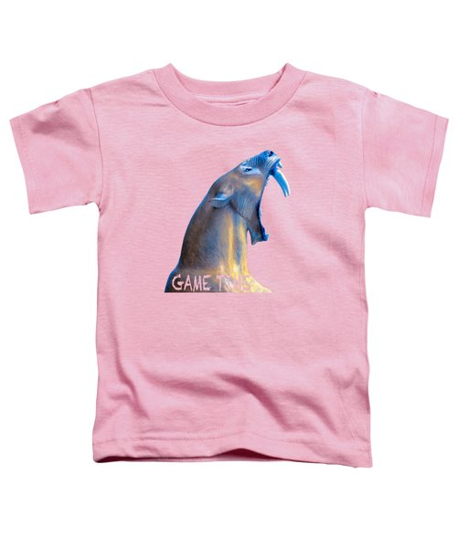 Hear Me Roar Toddler T-Shirt