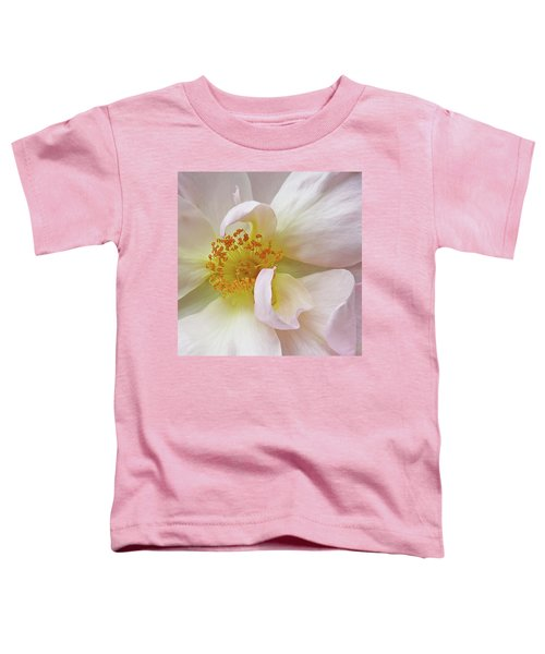 Heart Of The Rose Toddler T-Shirt