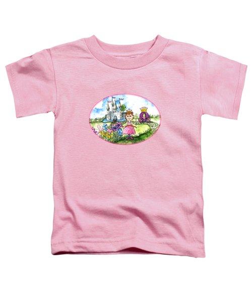 Her Royal Princess Toddler T-Shirt