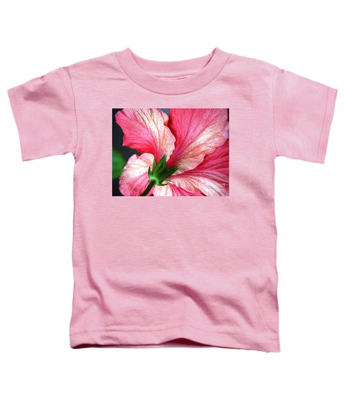 Hibiscus #5 Toddler T-Shirt