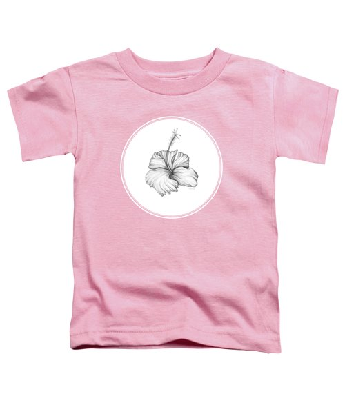 Hibiscus II Toddler T-Shirt