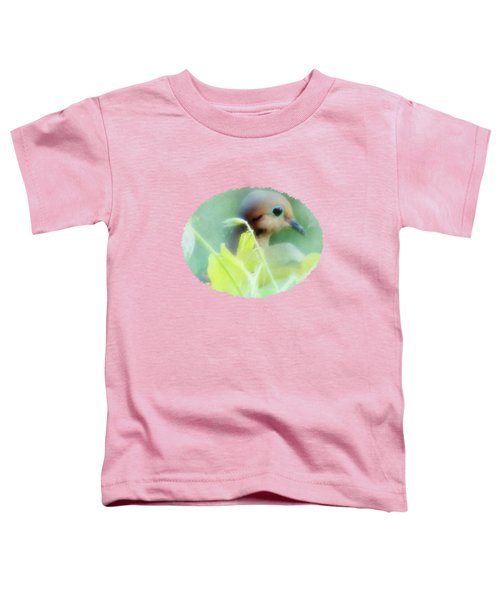 Hidden Nature Toddler T-Shirt by Anita Faye