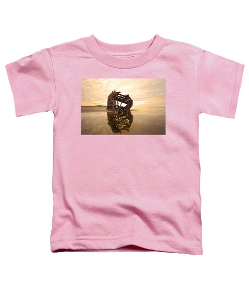 High And Dry, The Peter Iredale Toddler T-Shirt