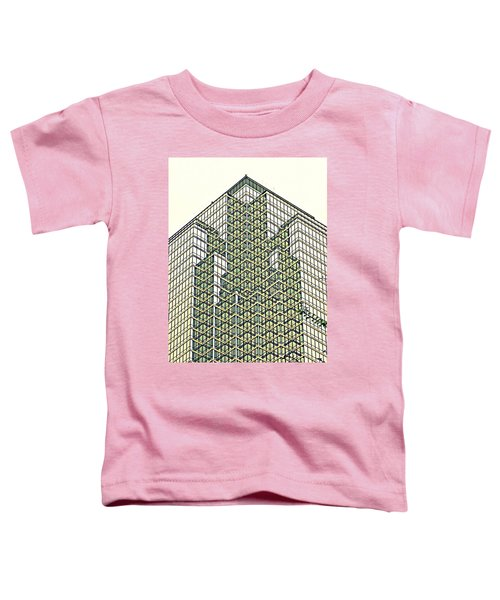 Downtown Dallas Toddler T-Shirt
