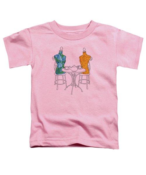 High Tea Toddler T-Shirt