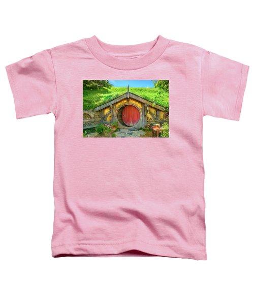 Hobbit House Toddler T-Shirt