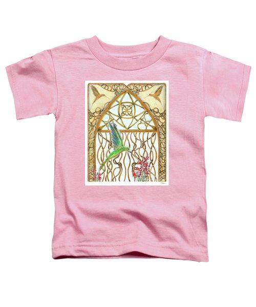 Hummingbird Sanctuary Toddler T-Shirt