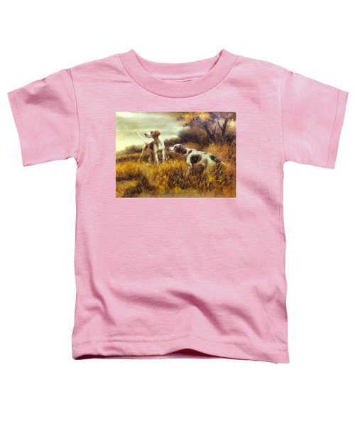 Hunting Dogs No1 Toddler T-Shirt