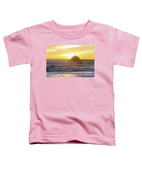 Huntington Peir 2 Toddler T-Shirt