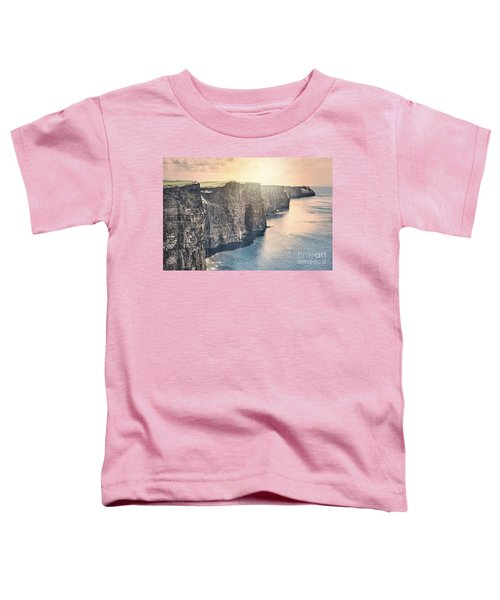 Hymn Of The Cliffs Toddler T-Shirt