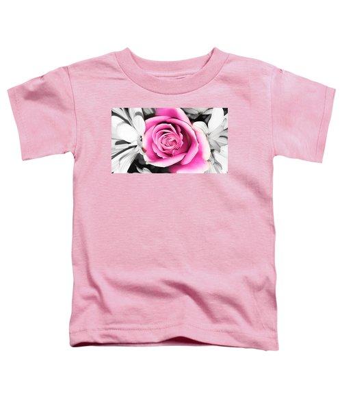 Hypnotic Pink 2 Toddler T-Shirt