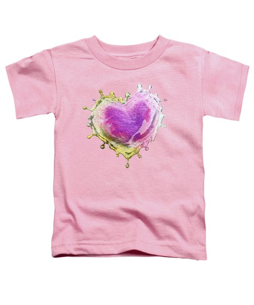 I Love You More Toddler T-Shirt