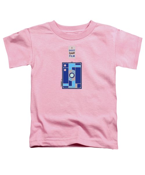 I Shoot Film Toddler T-Shirt