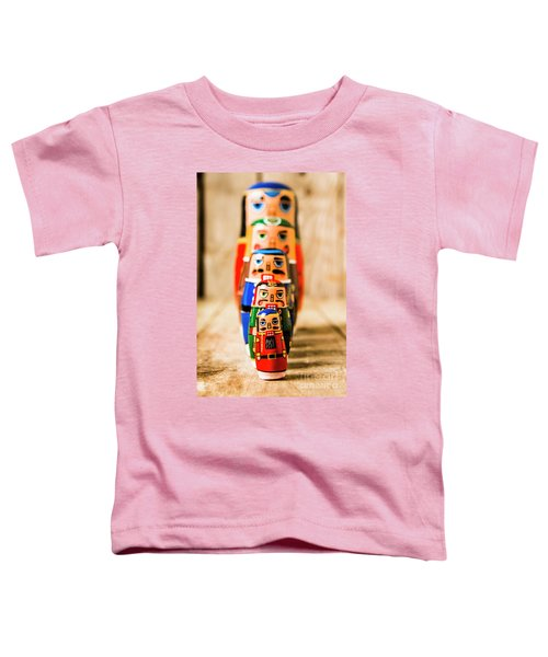 In Figurative Scale Toddler T-Shirt