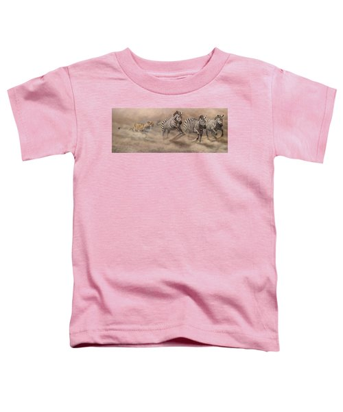 In Pursuit Toddler T-Shirt