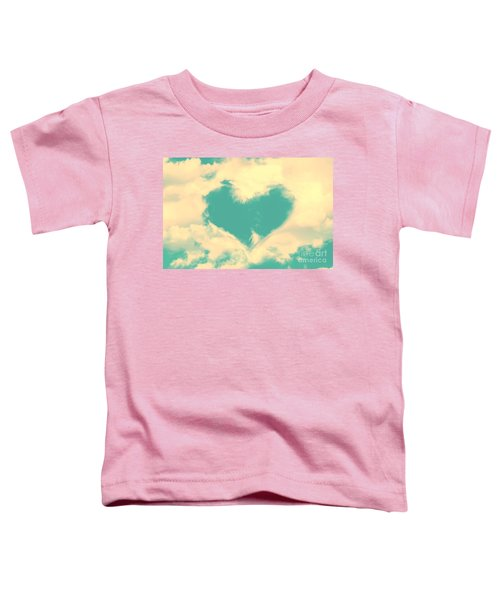 In The Clouds Toddler T-Shirt