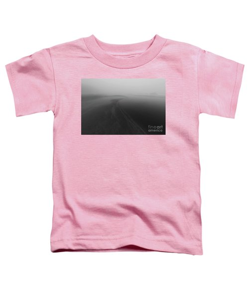 In The Fog Toddler T-Shirt