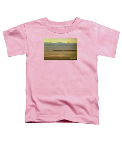 In The Mist 5 Toddler T-Shirt