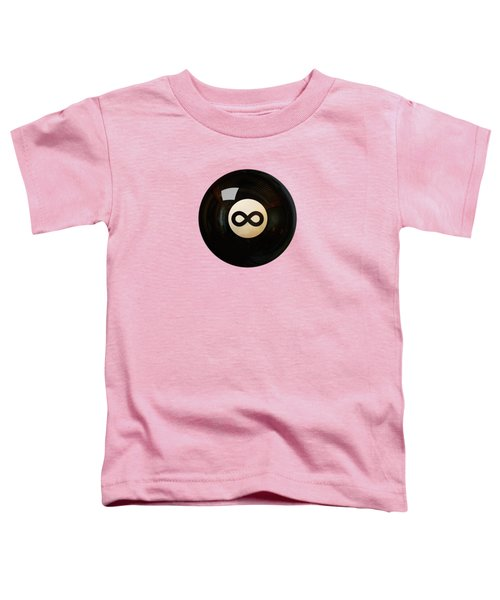Infinity Ball Toddler T-Shirt by Nicholas Ely