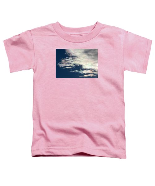Iridescent Clouds 3 Toddler T-Shirt