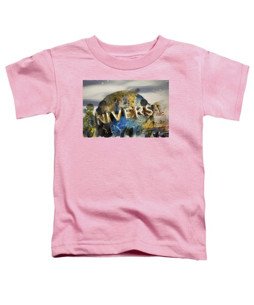It's A Universal Kind Of Day Toddler T-Shirt