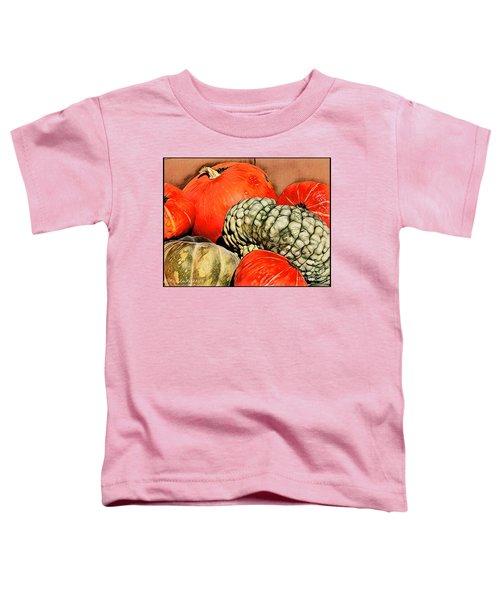 It's Pumpkin  Season Toddler T-Shirt