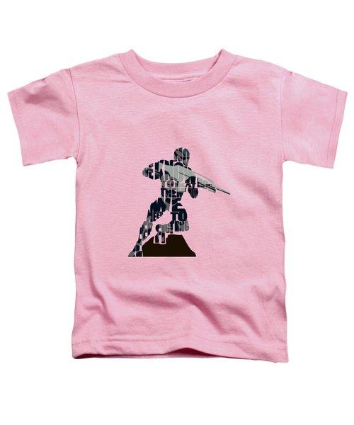 Jake Nomad Dunn Toddler T-Shirt