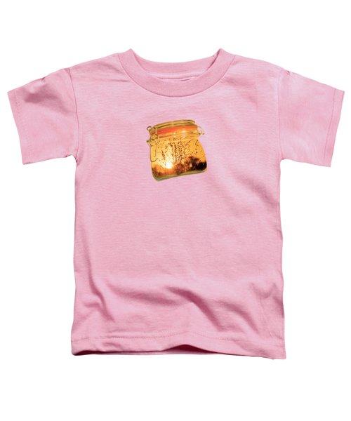 Jar Full Of Sunshine Toddler T-Shirt