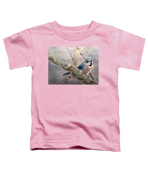 Cold Winter's Jay Toddler T-Shirt