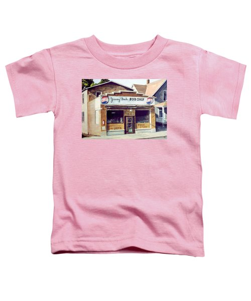 Jimmy The Greek Toddler T-Shirt