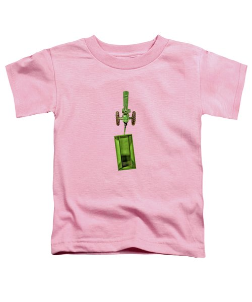 John Deer Wagon Top Toddler T-Shirt
