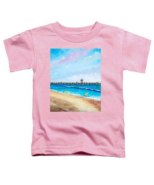 Jr. Lifeguards Toddler T-Shirt