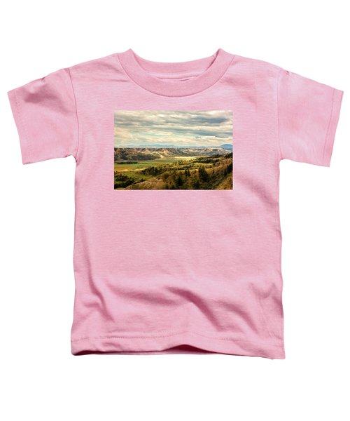 Judith River Breaks Toddler T-Shirt