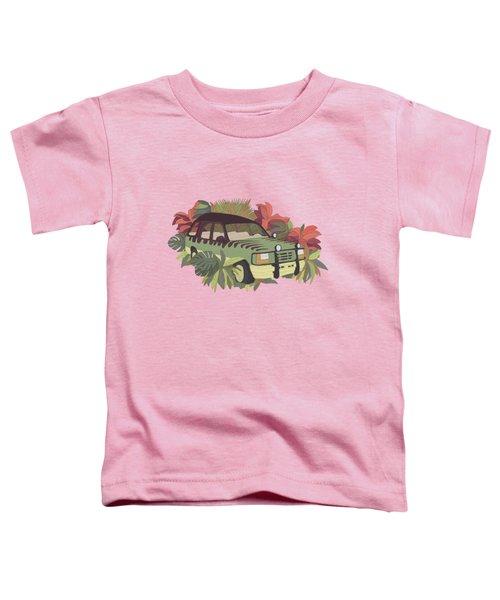 Jurassic Car Toddler T-Shirt