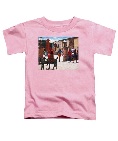 Just Before The Wedding Toddler T-Shirt