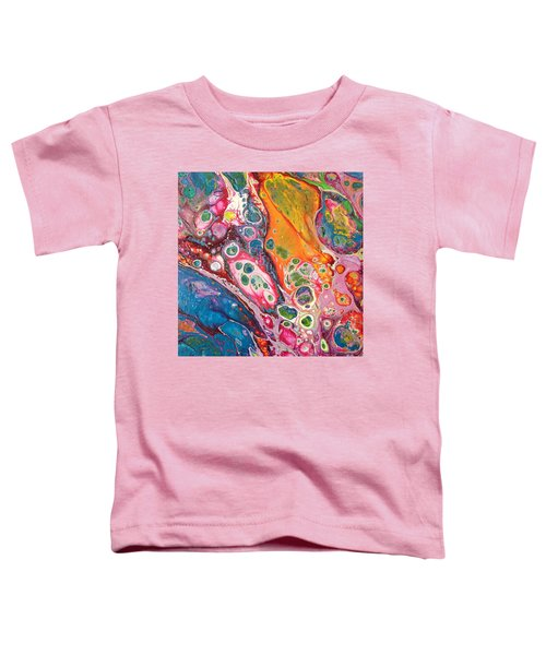Kaleidoscope Revisited Toddler T-Shirt