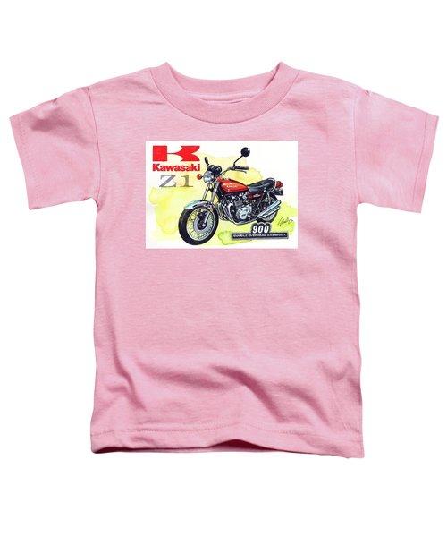 Kawasaki Z1 Toddler T-Shirt