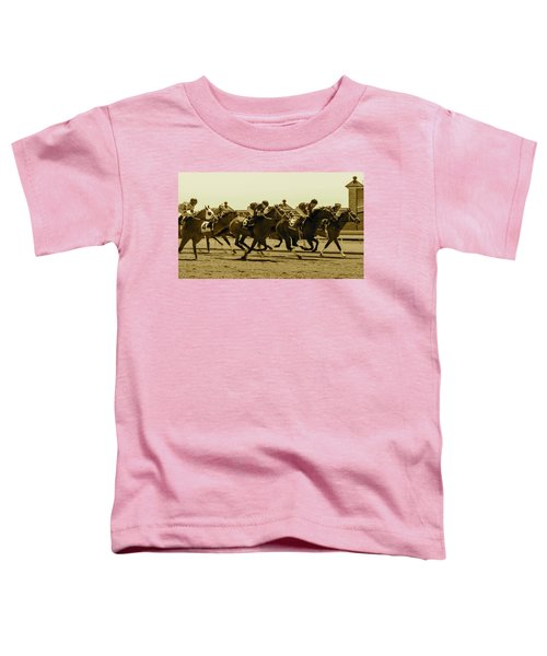 Keenland Sepia Toddler T-Shirt