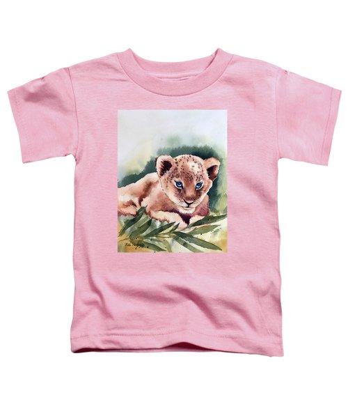 Kijani The Lion Cub Toddler T-Shirt