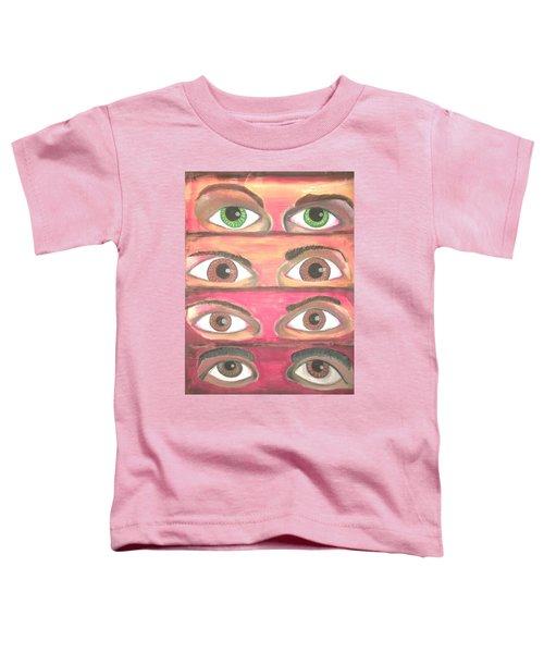Killer Eyes Toddler T-Shirt