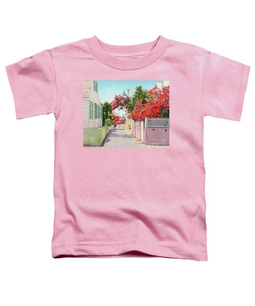 King And Crown Street Toddler T-Shirt